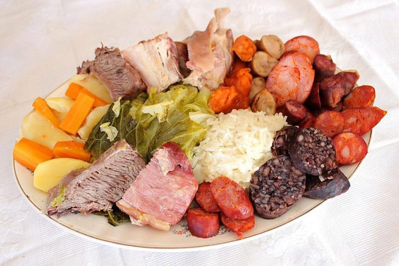 Gastronomia portoghese - Cozido à portuguesa
