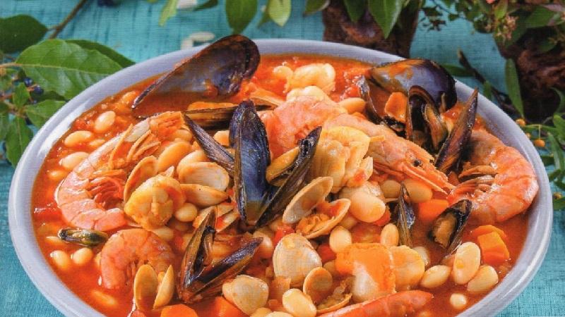 Gastronomia portoghese - Feijoada de marisco
