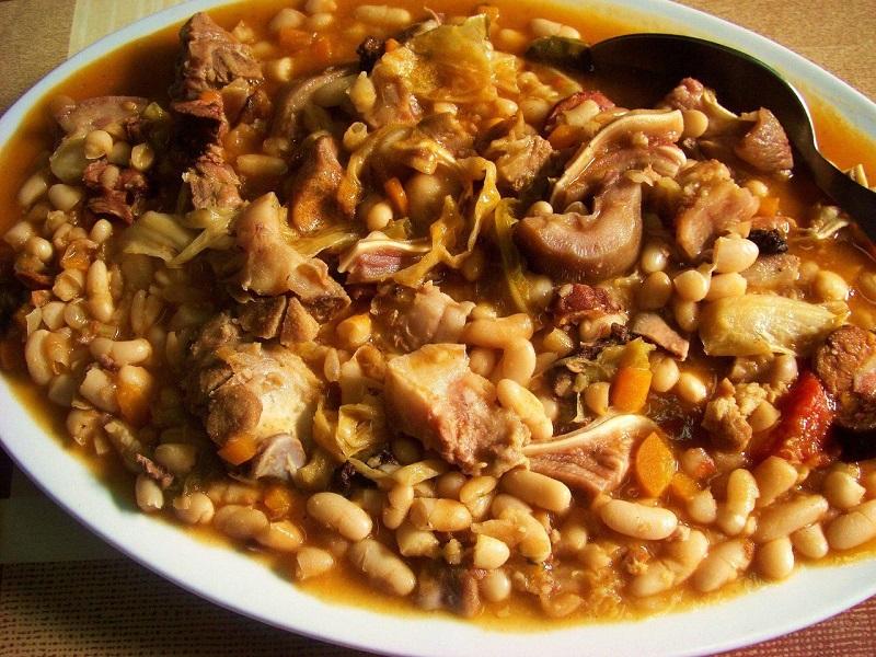 Gastronomia portoghese - feijoada à transmontana