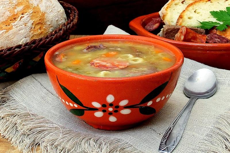 Gastronomia portoghese - Sopa do cozido