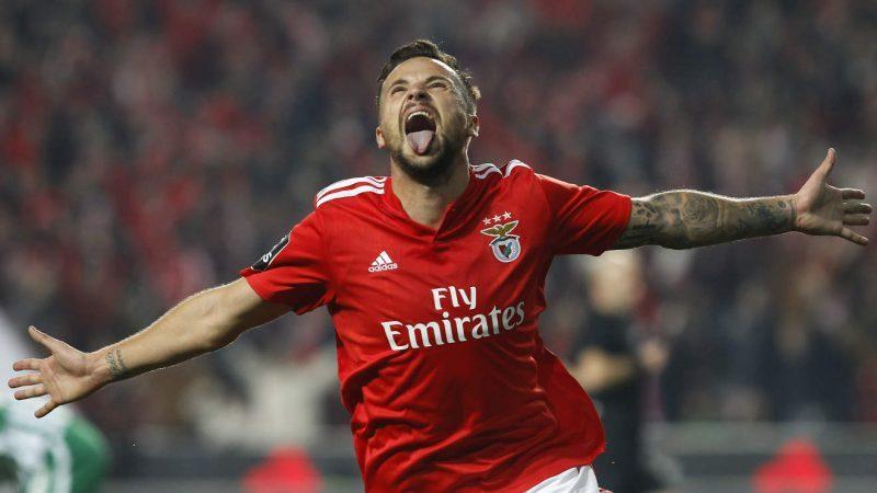 Haris Seferovic Del Benfica
