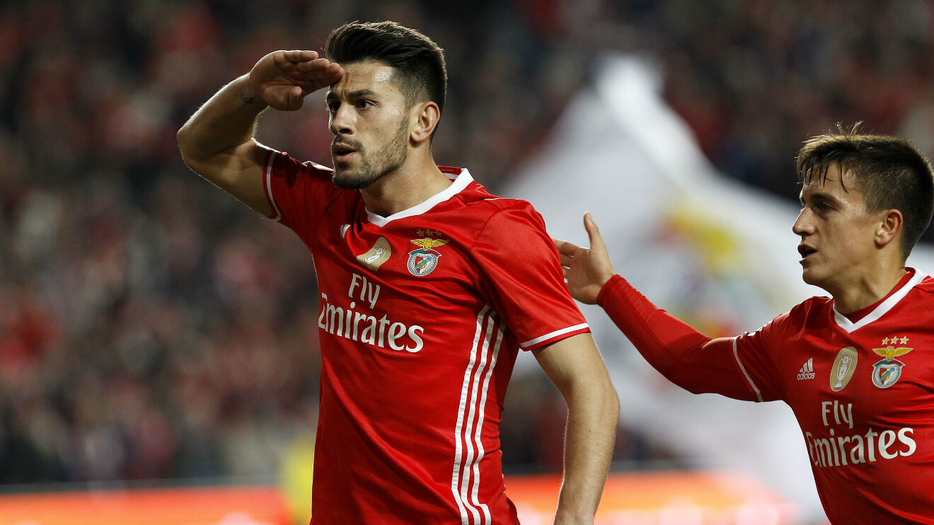 Pizzi Del Benfica