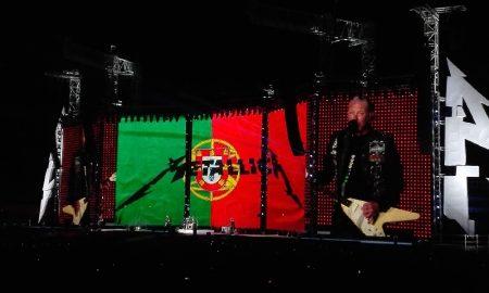 Metallica - Palco
