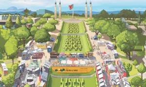 Fiera Del Libro Lisbona - Illustrazione