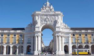 Arco Da Rua Augusta Lisboa