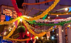Festas de Lisboa - festoni