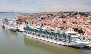 Navi Da Crociera Lisbona