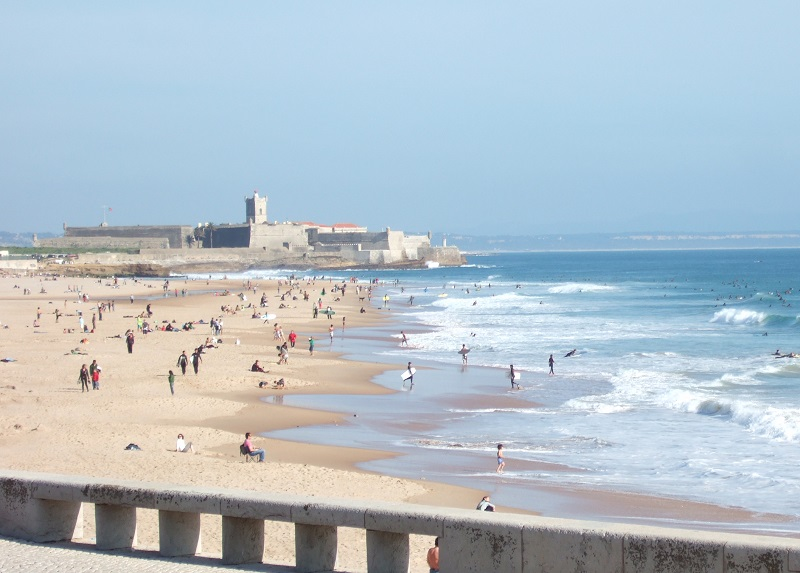 Praia Carcavelos
