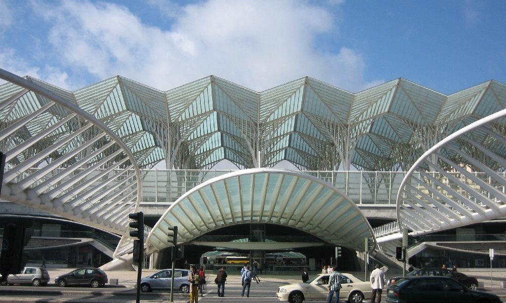 Estacao Oriente Lisboa