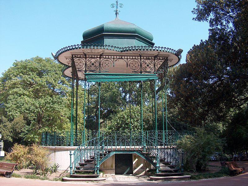 Coreto nel Jardim Da Estrela