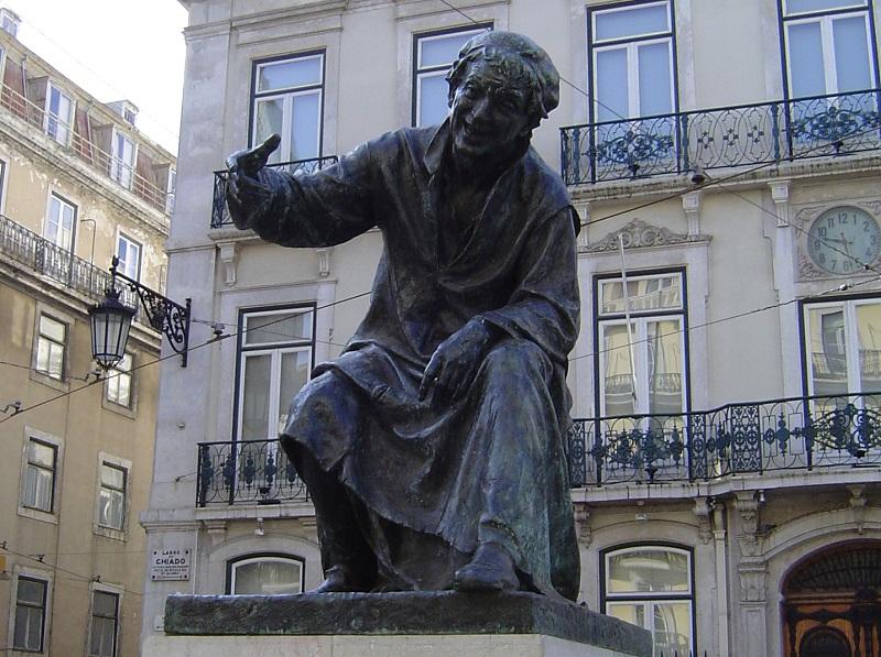 Statua Di O Chiado