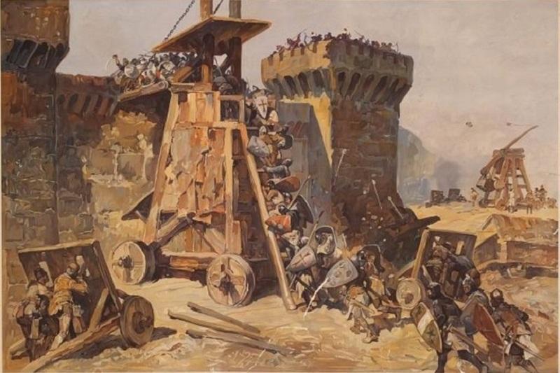 Caduta Di Gerusalemme