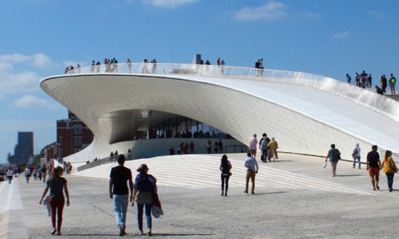 Museo Maat Di Lisbona