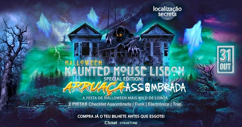 Lisbon Haunted House