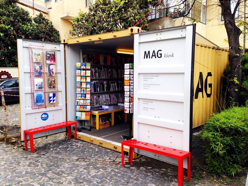 Mag Kiosk Due