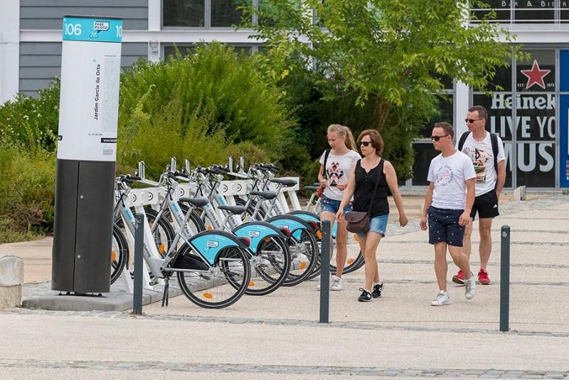 Bici Lisbona