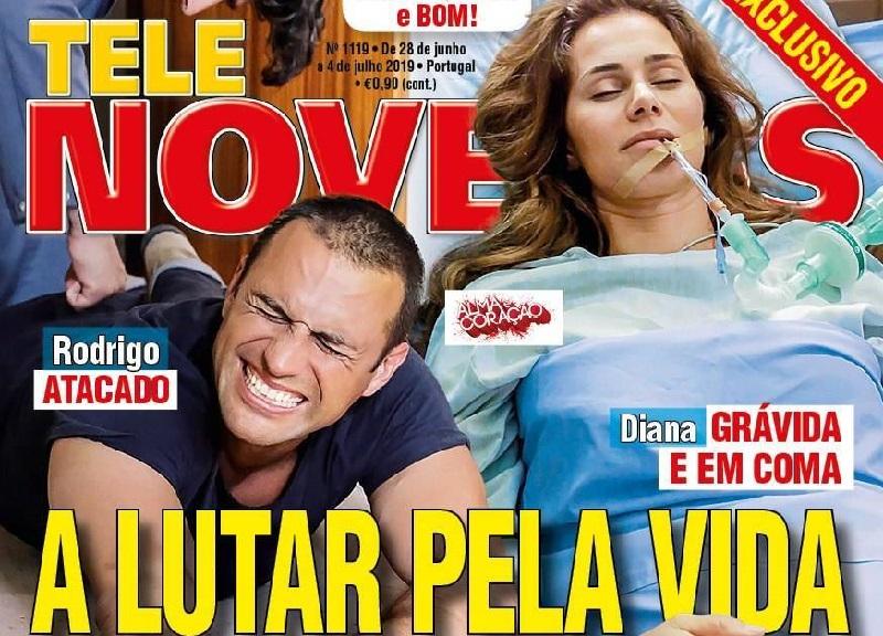 Revista Telenovelas Portugal