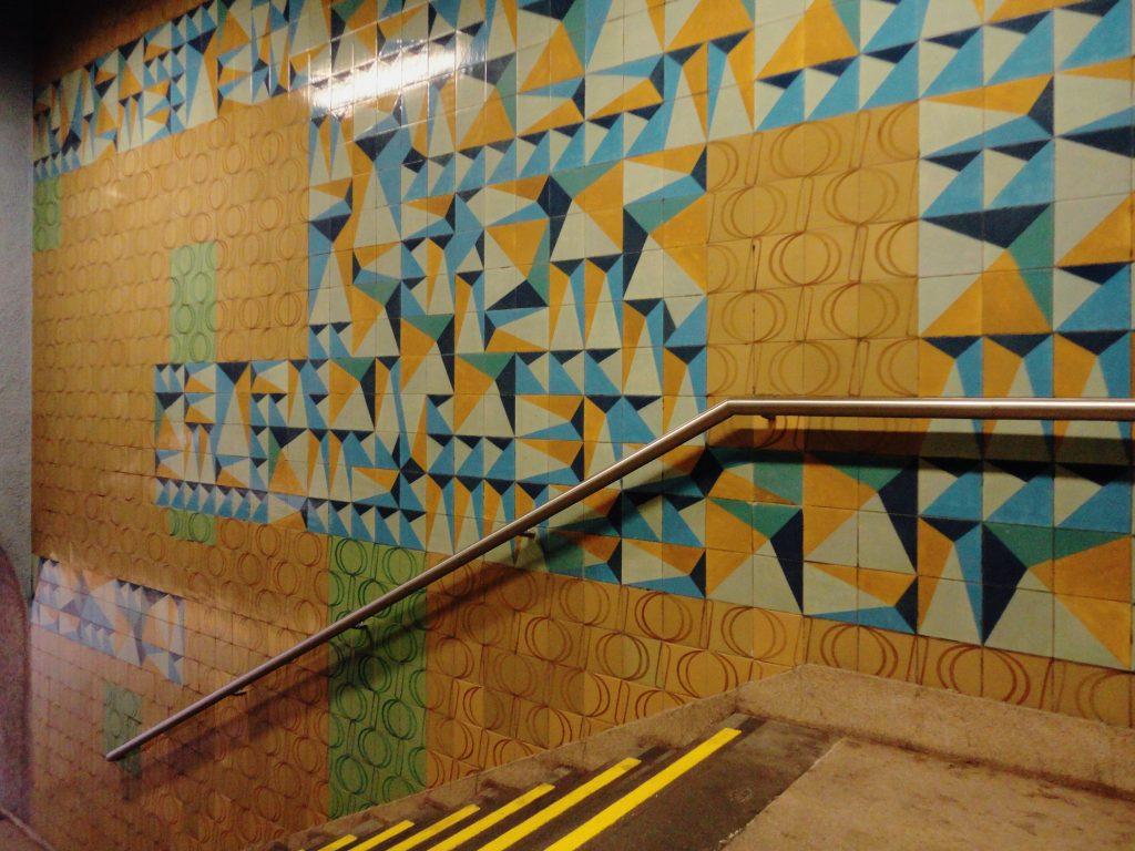 Metro Lisboa Avenida 1 Manuelvbotelho
