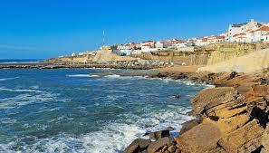 surf a Ericeira: la costa.