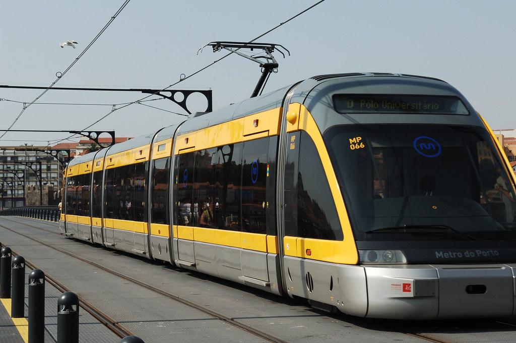 Porto - Metro di Oporto