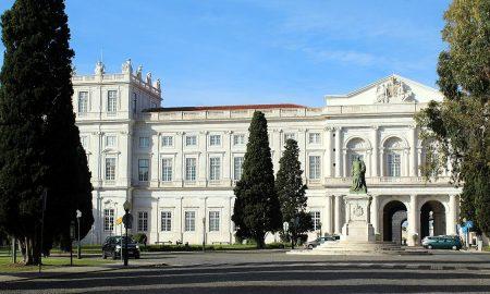 Lisbon Palácio Nacional da Ajuda - Facciata principale