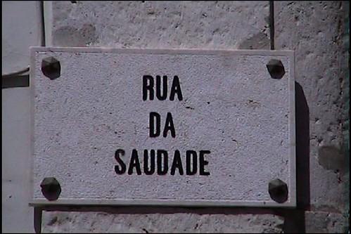 Rua Da Saudade