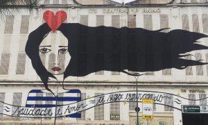 Saudade murales