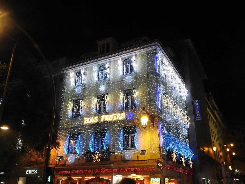 Notte Di Capodanno Lisbona