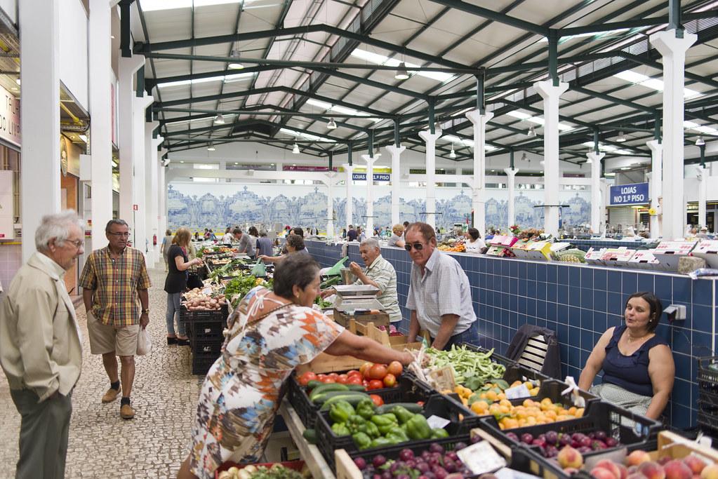 Setubal Mercado Do Livramento