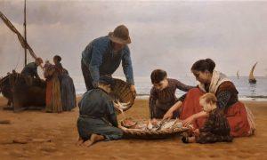 Dionis Baixeras Familia De Pescadores