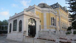 Palácio Vale Flor, in cui è situato, dal 2001, l'Hotel Pestana Palace