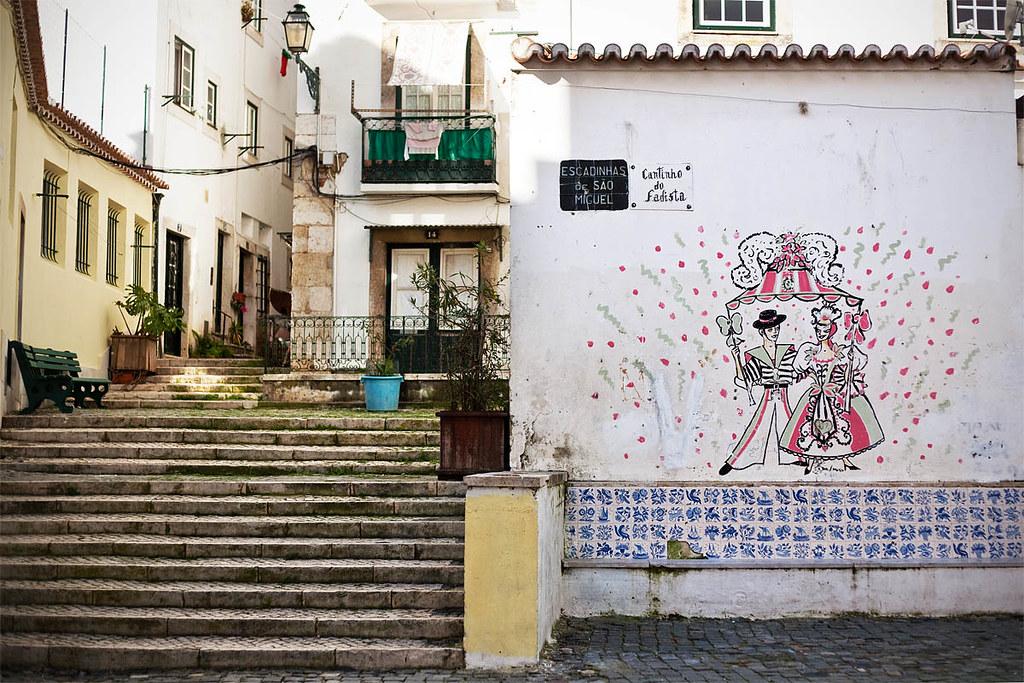 Murales San Valentino Lisboa