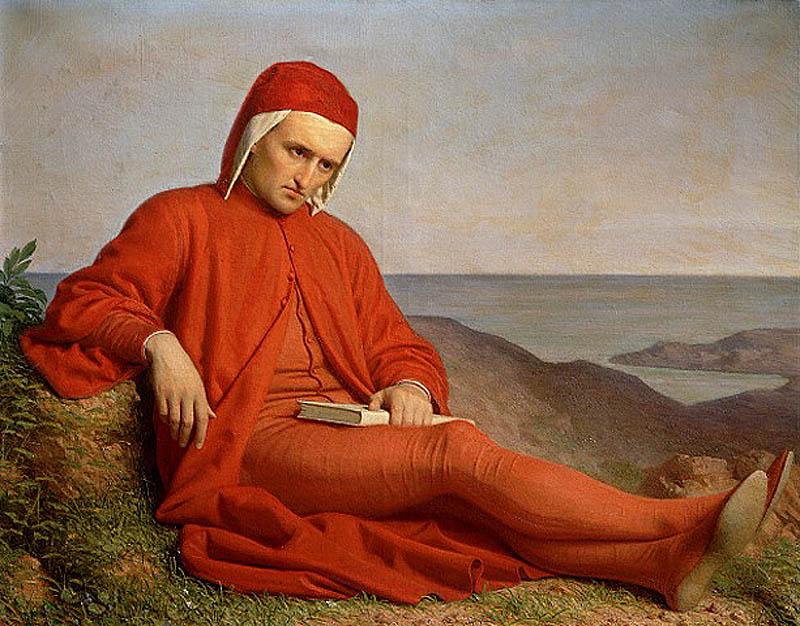 Dante in esilio