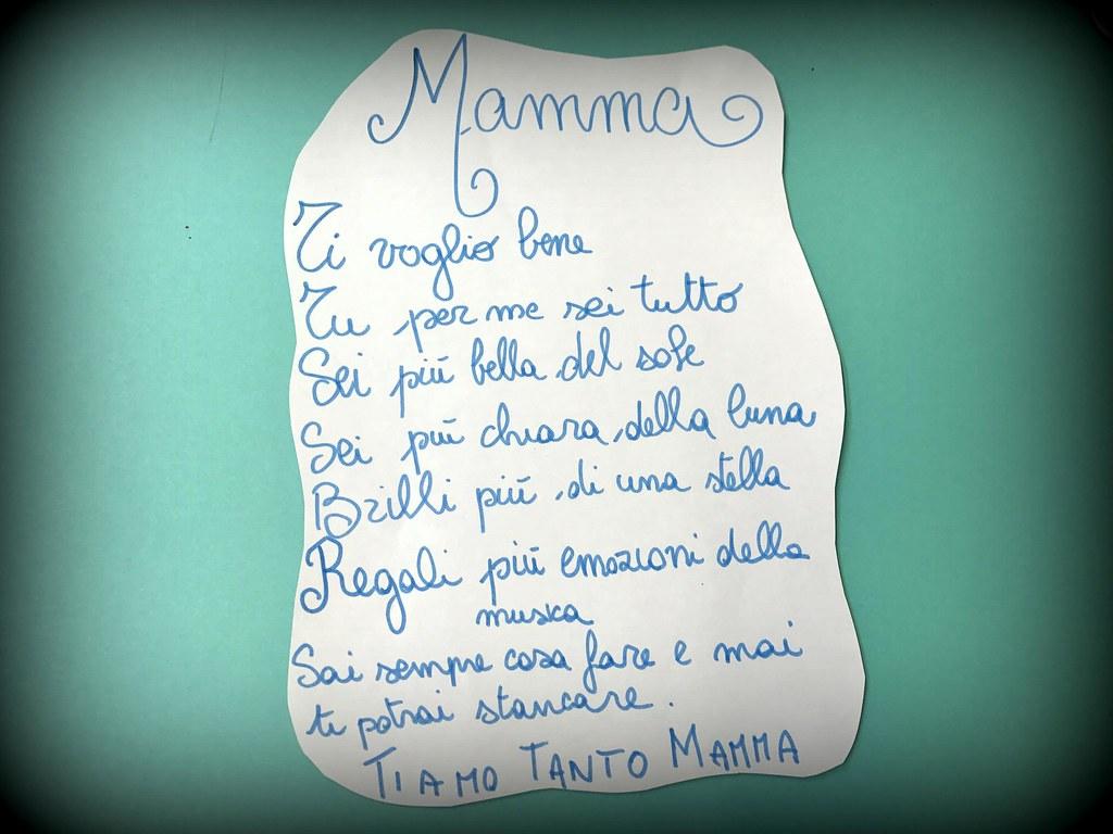 Lettera Festa Della Mamma