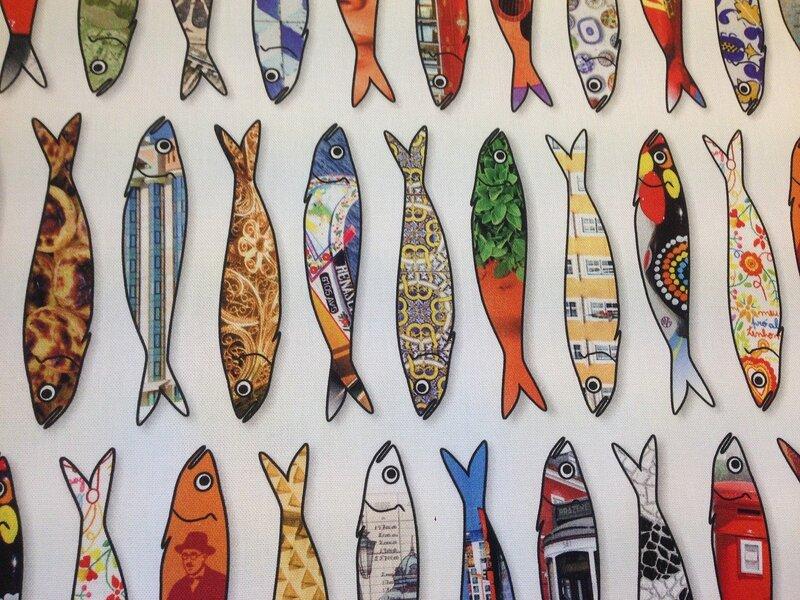 Sardine decorative