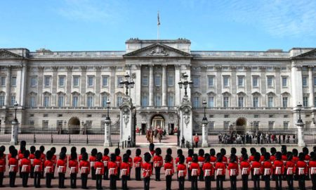 visitare Buckingham Palace