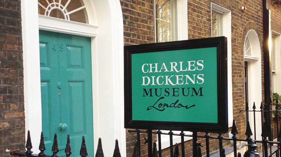libri Charles Dickens