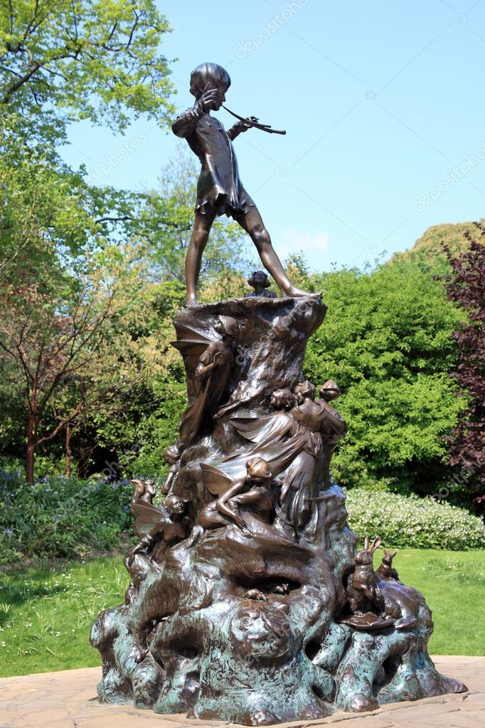 libri i Kensington Gardens