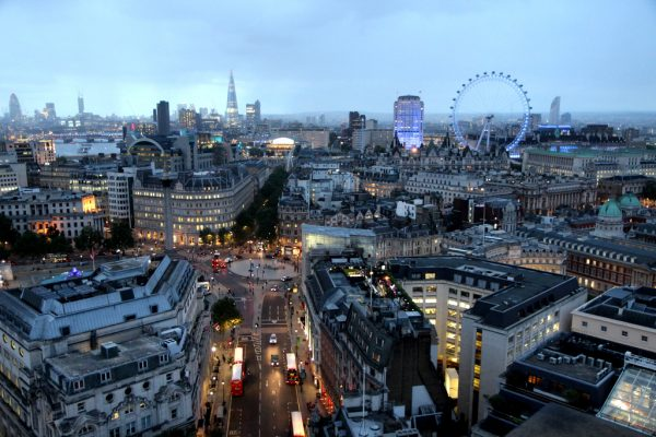 la difficoltà di vivere a Londra