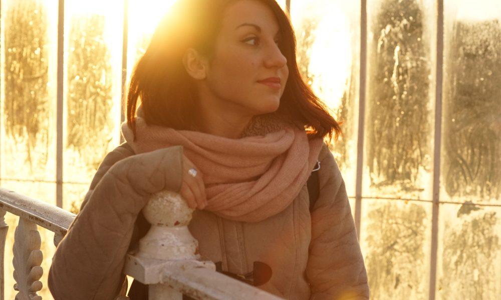 intervista Simona DeLeo londra