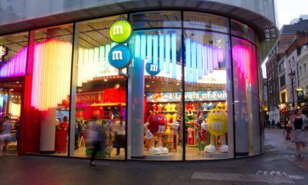 M&M's World a Londra