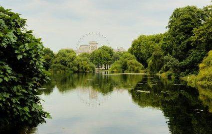 parchi più belli di Londra