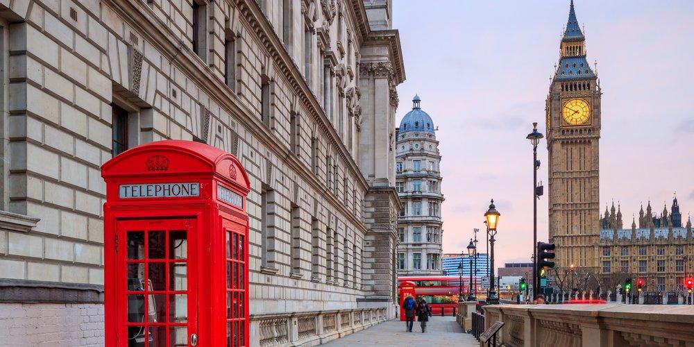 Annarita - immagine di Londra