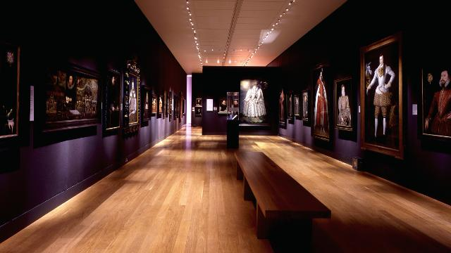 National Portrati Gallery a Londra