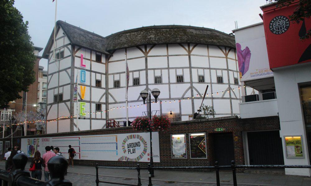 teatro all'aperto globe
