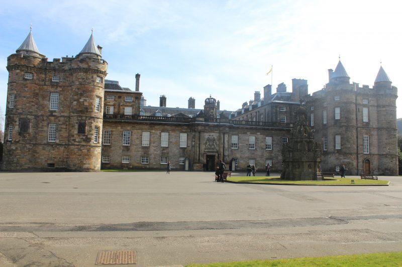 Holyrood Palace Edimburgo