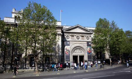 National Portrati Gallery a Londra