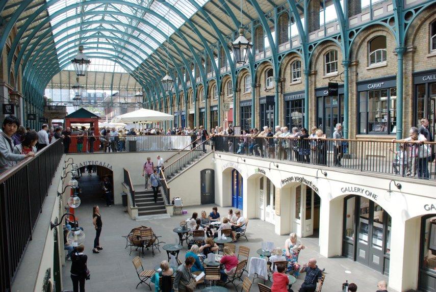 Covent Garden Market a Londra: informazioni