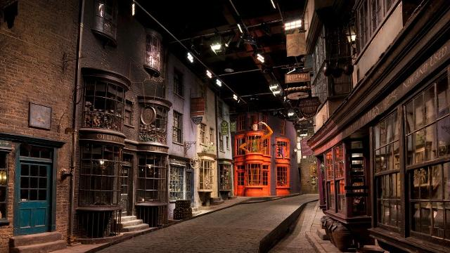 Luoghi di Harry Potter a Londra