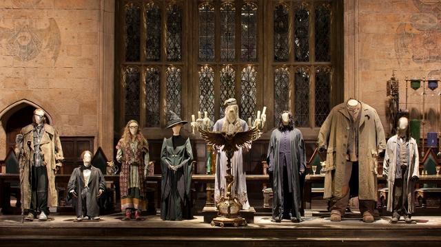 Harry Potter ai Warner Bros Studios